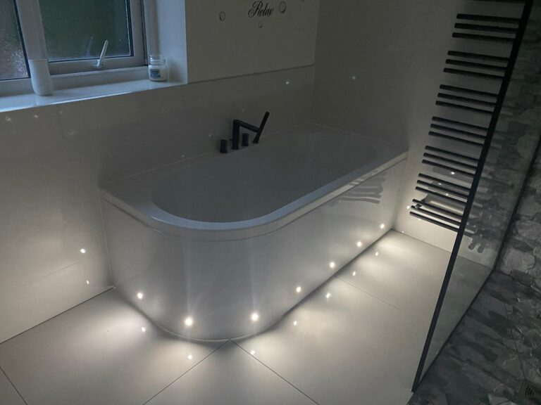Bathroom Project Five