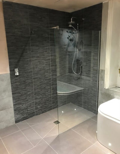 Grifford Interiors - Bathroom Project 2 - view 2