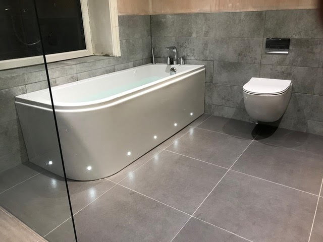 Grifford Interiors - Bathroom Project 2 - view 4
