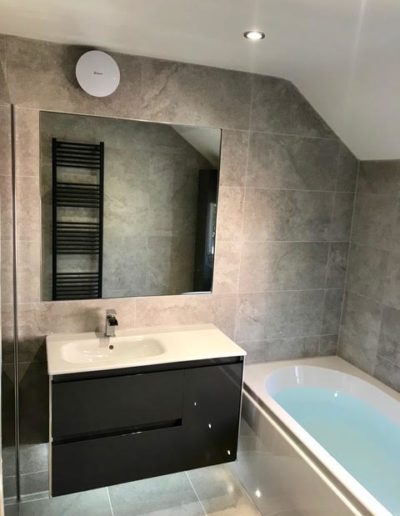 Grifford Interiors - Bathroom Project 3 - view 1