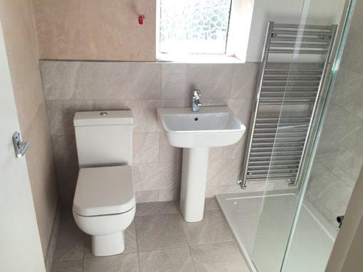 Disability Bathroom one