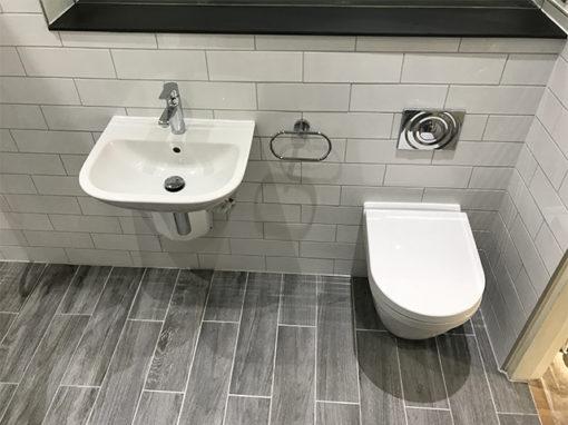 Disability Bathroom Three